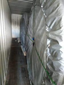 Перевозка ленты конвейерной